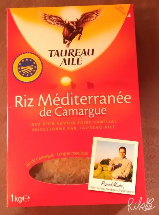 フランスで買った日本で食べる米に近いお米