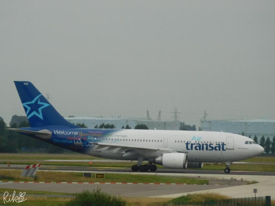 エア・トランザットair transat