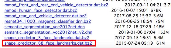 python/OpenCV/dlib】dlibとOpenCVを使って顔認識をする