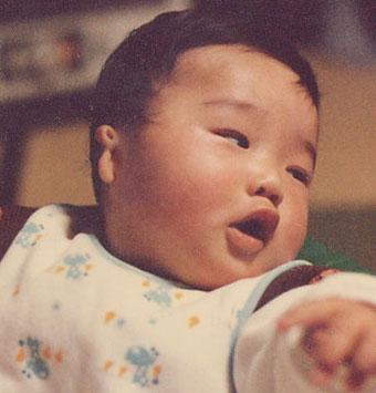 生後4ヶ月の私