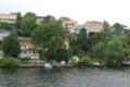 ストックホルム メーラレン湖畔