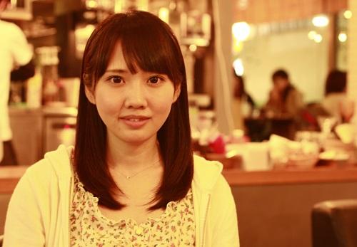 江藤沙紀さん ブログ用写真