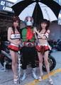 結月里奈‐コカ・コーラゼロ鈴鹿8時間耐久ロードレース☆
