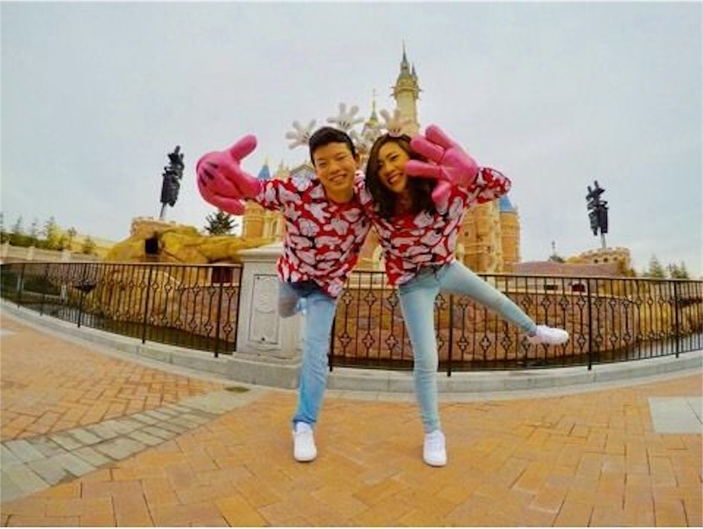 上海ディズニー旅行記 *vol1 - 生きがいは旅行!カップルのいろいろ旅行記✈