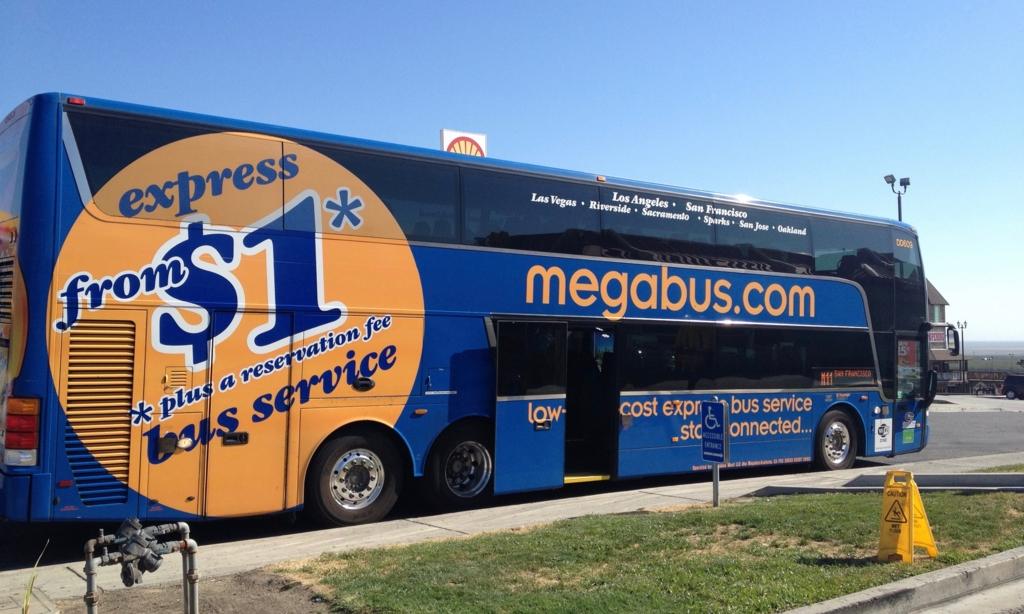 megabus(メガバス)