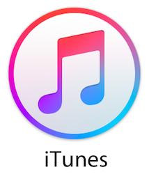 iTunesアプリ