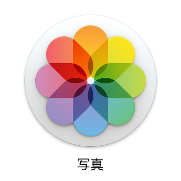 写真アプリケーション