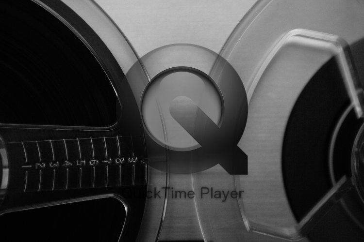 QuickTime PlayerでiPhoneのスクリーン録画