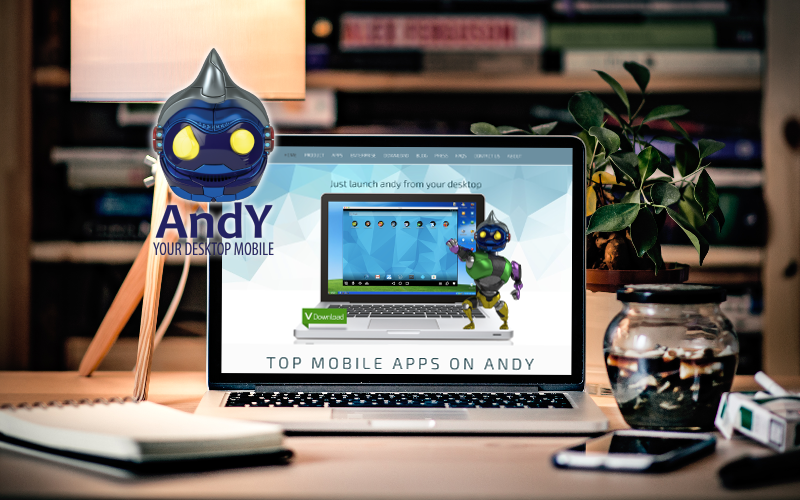 Andy Emulation Install