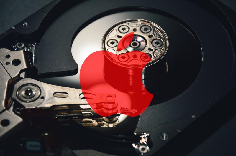 外付けHDDフォーマット変更方法のタイトル画像