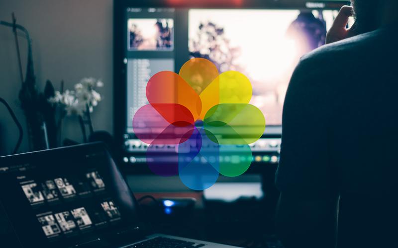 写真ライブラリを外付けHDDに移動するタイトル画像