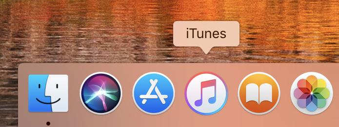 iTunesアプリの画像