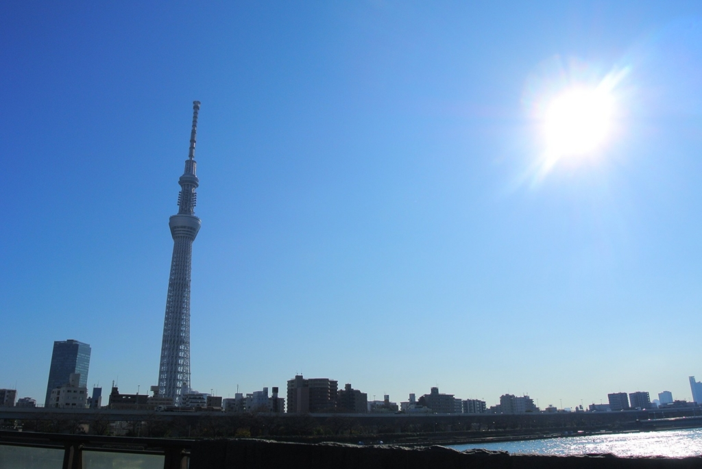 日差しイメージ