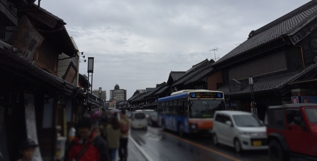 川越駅前メインストリート