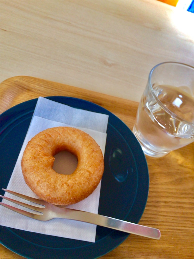 月がきれい 川越 CAFE ANTI てづくりおからドーナツ