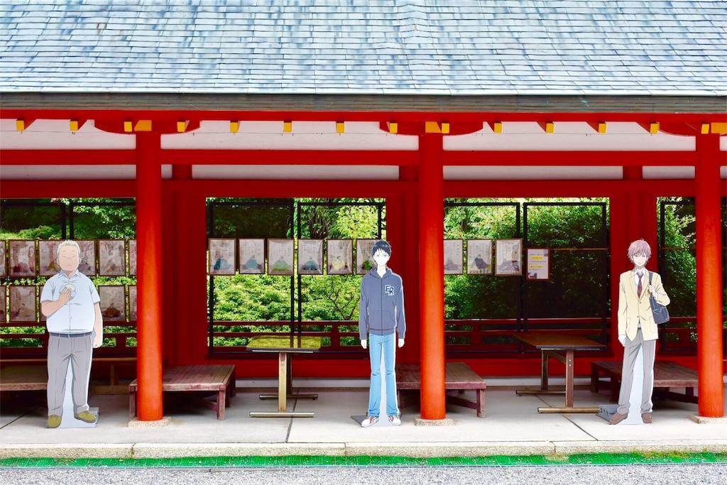 ちはやふる/名探偵コナン~から紅の恋歌~ 聖地巡礼(舞台探訪)に近江神宮へ