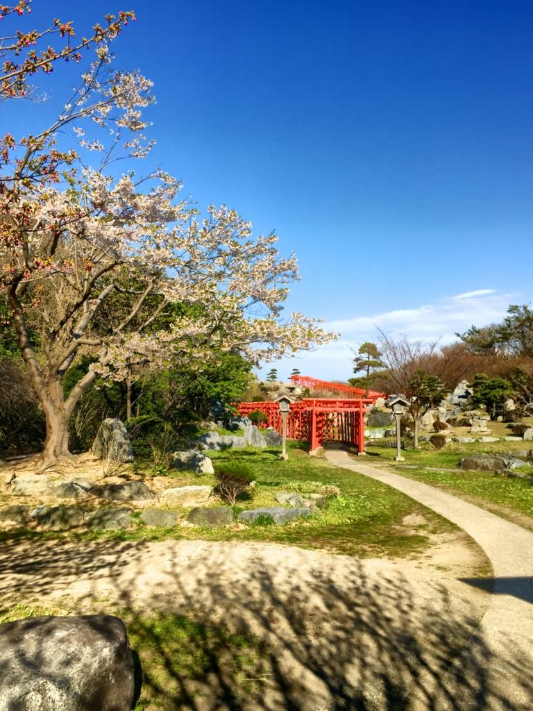【高山稲荷神社】千本鳥居