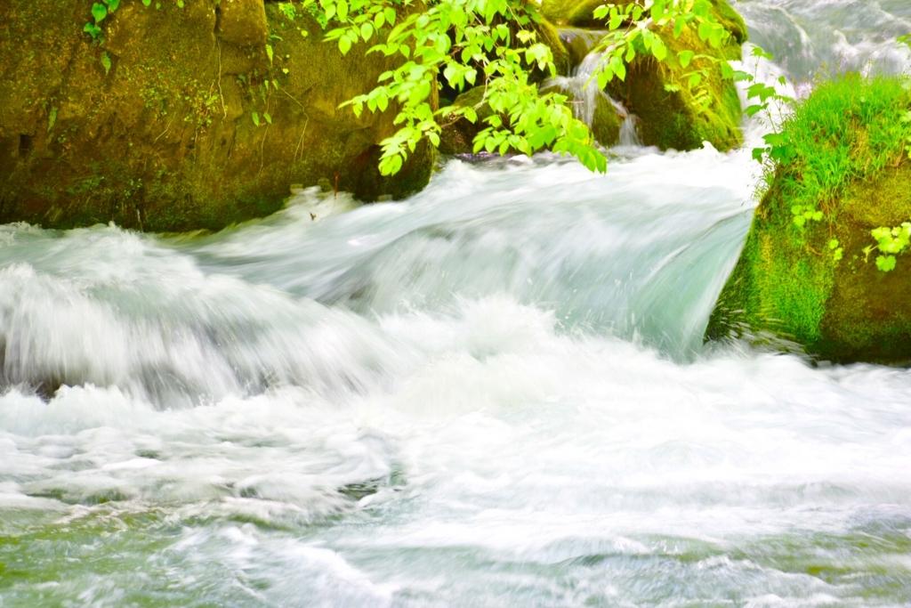 奥入瀬渓流【阿修羅の流れ】観光