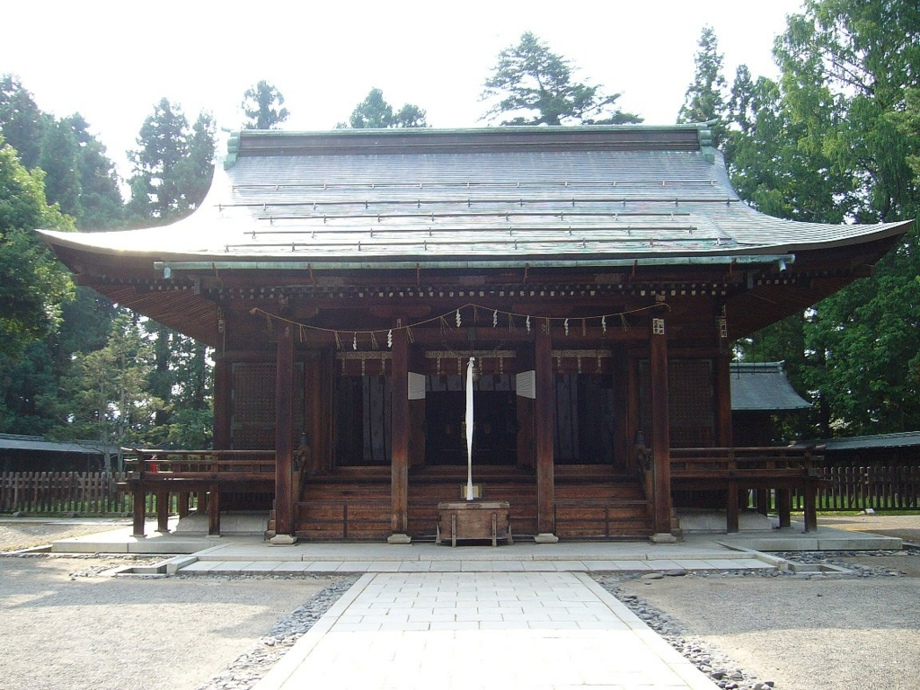 上杉神社【概要】