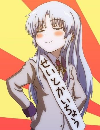 Angel Beats!の【ココがオススメ!!】