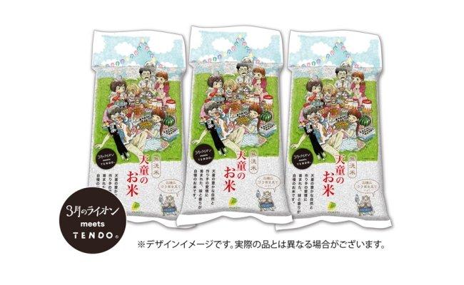 天童産米おたのしみセット(300g×3袋)