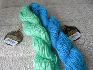 NORO Lily yarn