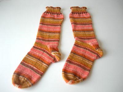 REGIA シンプル Socks