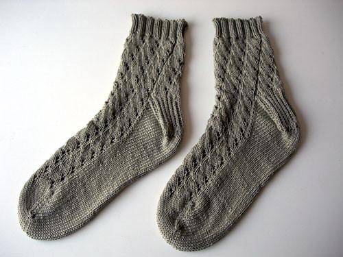 Seaweed Socks*0908KAL1