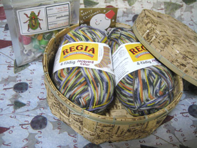 Regia Jacquard Color