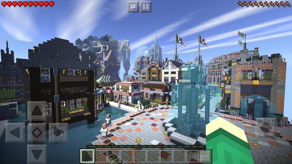 Be ワールド マイクラ 配布 [minecraft]Java版配布ワールドおすすめサイト!あなたに合った配布ワールドを!