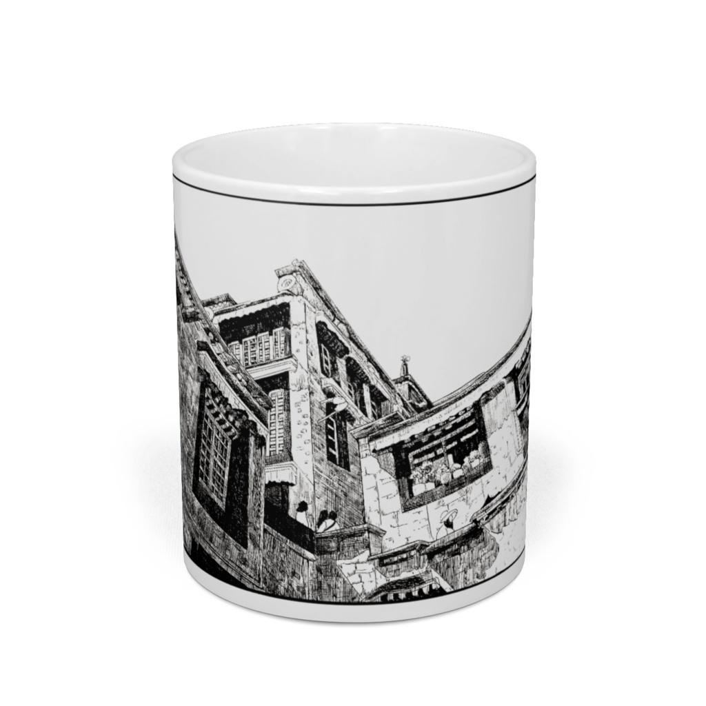 チベットマグカップ