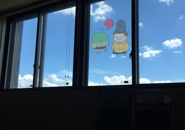 窓とゆるキャラ2