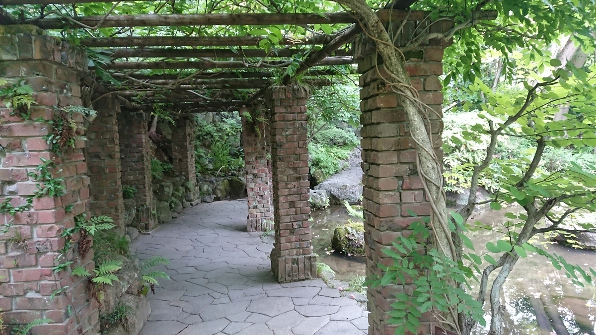 大山崎山荘美術館庭園2