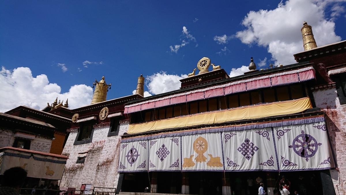 チベットの空