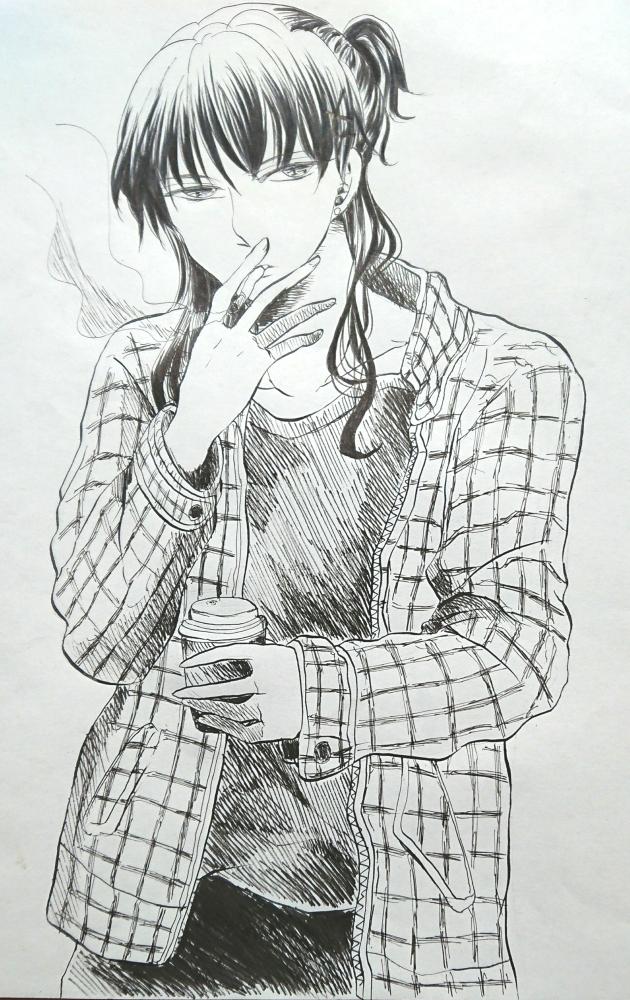 タバコとリト
