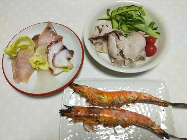 天草わくわくボックスの食材で料理した写真