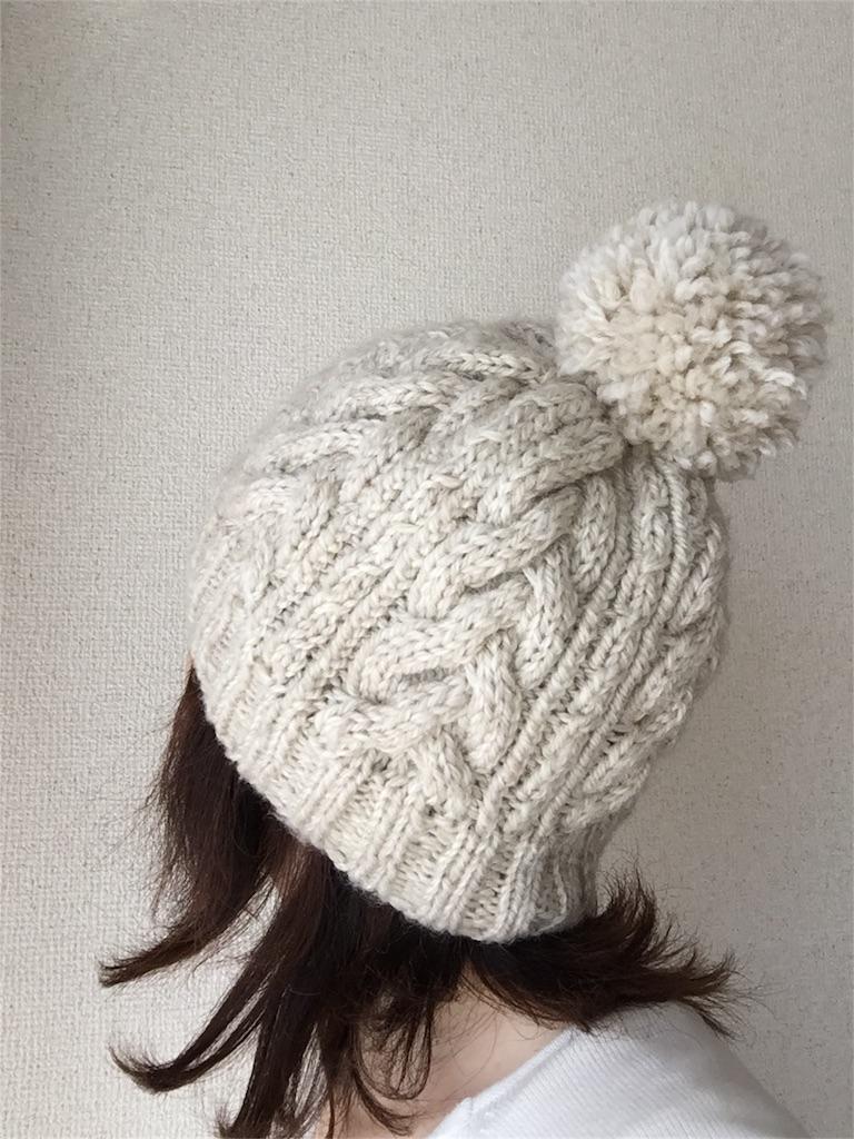 秋冬にピッタリ!無料の編み図で可愛いベレー帽を編んでみよう