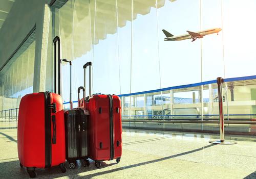 海外旅行、国際線の場合