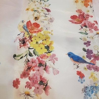 幸せをよぶ青い鳥