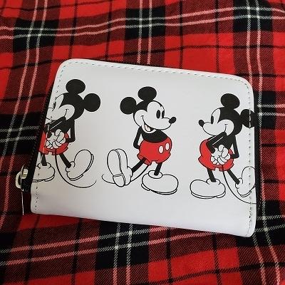 SHIPS×ミッキーマウスの財布