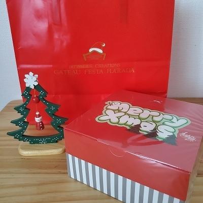 GFHガトーセレクション クリスマスパッケージ