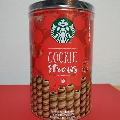 ストロー クッキー