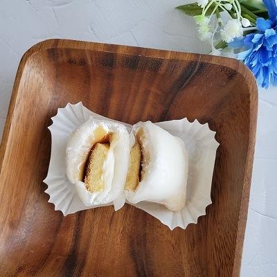 プリンケーキ 実食
