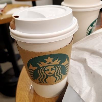 スタバ ムースドリップコーヒー