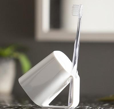 カインズ 抗菌 歯ブラシスタンドコップ