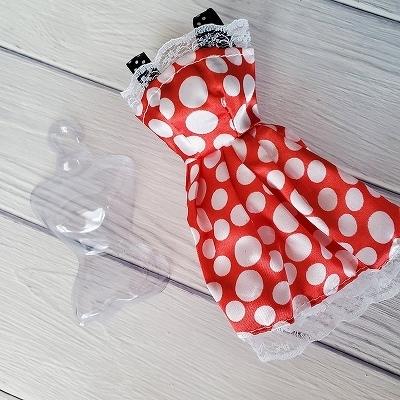 ミニーちゃんドレス