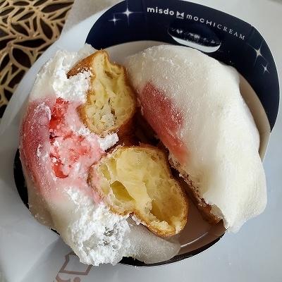 大福ドーナツいちご