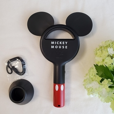 ミッキーマウス 羽根なしハンディ扇風機