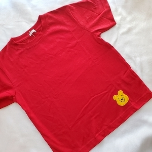 Tシャツのワンポイントに