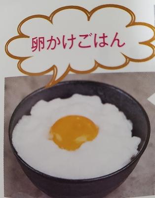卵掛けごはん